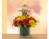 Little Scarecrow Bouquet in Southfield MI, Thrifty Florist