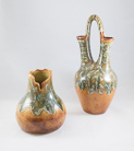 Raku Turquoise and Copper Vases in Sun City AZ, Sun City Florists