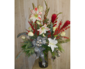 Christmas Gift in Dallas TX, Petals & Stems Florist