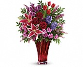 One Of A Kind Love Bouquet by Teleflora in East Amherst NY, American Beauty Florists