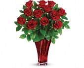 Teleflora's Legendary Love Bouquet in Fort Worth TX, Greenwood Florist & Gifts