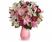Always Loved Bouquet by Teleflora in San Leandro CA, East Bay Flowers