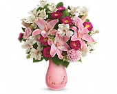Always Loved Bouquet by Teleflora DX in Edmonton AB, Petals For Less Ltd.