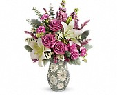 Teleflora's Blooming Spring Bouquet in Huntington Beach CA, A Secret Garden Florist