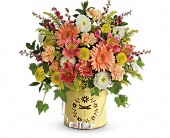 Teleflora's Country Spring Bouquet in Huntington Beach CA, A Secret Garden Florist