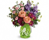 Teleflora's Soaring Spring Bouquet in Watertown NY, Sherwood Florist