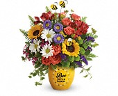 Teleflora's Garden Of Wellness Bouquet DX in Watertown NY, Sherwood Florist