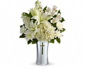 Teleflora's Shining Spirit Bouquet in Harlan KY, Coming Up Roses