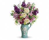 Teleflora's Artisanal Beauty Bouquet in Oakland CA, Lee's Discount Florist