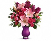 Teleflora's Dazzling Style Bouquet in Oklahoma City OK, Array of Flowers & Gifts