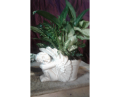 Angel Planter in Aston PA, Wise Originals Florists & Gifts