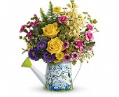 Teleflora's Sunlit Afternoon Bouquet in Grove OK, Annie's Garden Gate