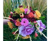 Designer's Choice- Seasonal Hand-tied Bouquet  in Kelowna, British Columbia, Creations By Mom & Me