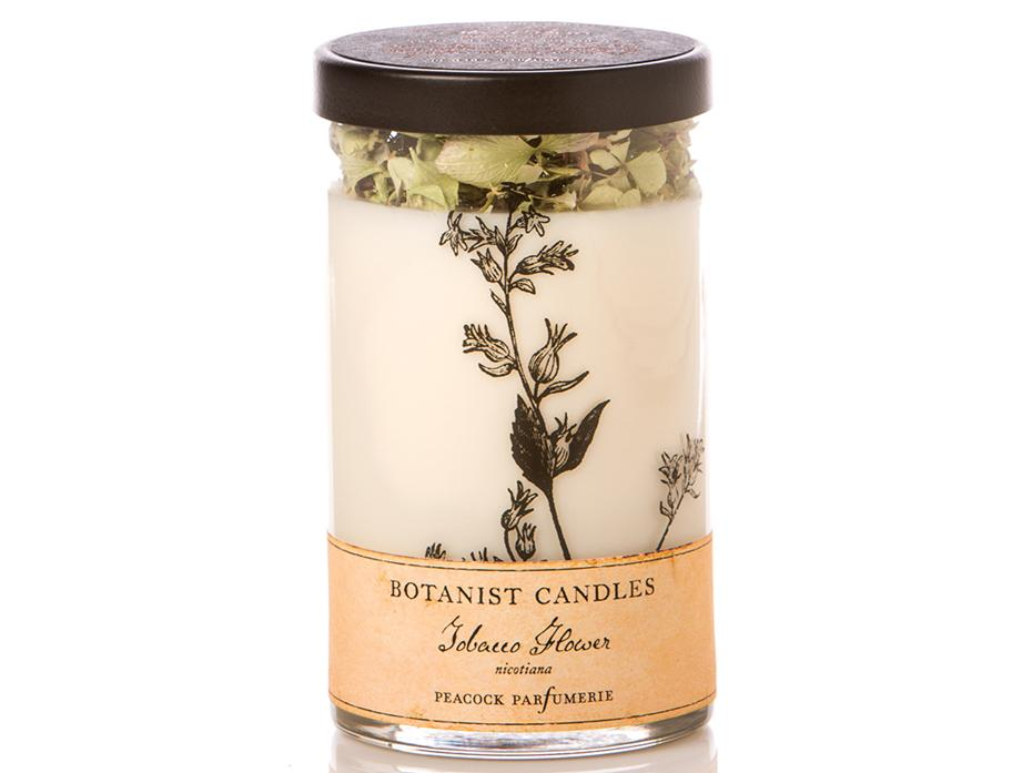 Tabacco Flower Botanist Candle in Sitka AK, Bev's Flowers & Gifts