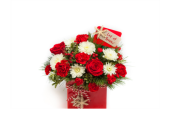 Holiday Cheer - Gift Box in New Glasgow NS, McKean's Flowers Ltd.