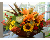 Bountiful Blessings in Longview TX, Casa Flora Flower Shop