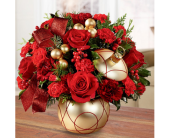 The FTD Holiday Delights Bouquet in Winchester ON, The Planted Arrow Florist