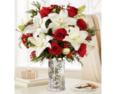 The FTD Holiday Elegance Bouquet in Winchester ON, The Planted Arrow Florist