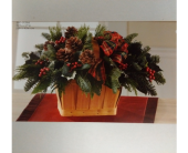 Cozy Christmas in Penetanguishene ON, Arbour's Flower Shoppe Inc