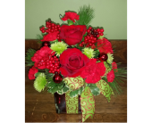 Holiday Surprise in Raleigh NC, Gingerbread House Florist - Raleigh NC