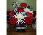 Silver Bells   in Raleigh NC, Gingerbread House Florist - Raleigh NC