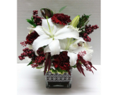 Lilies and Lace  in Raleigh NC, Gingerbread House Florist - Raleigh NC
