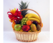 Fruit and Truffle Basket in Columbia TN, Douglas White Florist