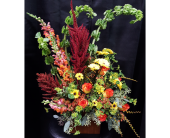 Contemporary Fall in Westfield, Indiana, Union Street Flowers & Gifts
