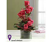Always and Forever Rose Arrangement in Hillsboro OR, Marilyn's Flowers