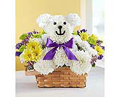 Beary Cheerful� in Hillsboro OR, Marilyn's Flowers