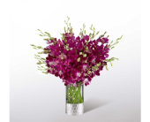 Orchid Bouquet by Vera Wang in Hillsboro OR, Marilyn's Flowers