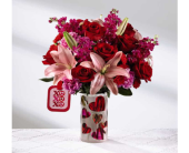 Love You XO� Bouquet by Hallmark in Hillsboro OR, Marilyn's Flowers