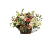 Bountiful Garden Bouquet in Smyrna GA, Floral Creations Florist