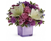 Pleasing Purple in Smyrna GA, Floral Creations Florist