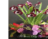 Purple Passion in Brentwood CA, Flowers By Gerry