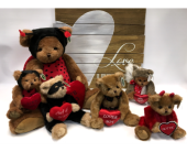 Bearington Bears in Belleville ON, Live, Love and Laugh Flowers, Antiques and Gifts