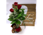 My Lil Lovebug in Belleville ON, Live, Love and Laugh Flowers, Antiques and Gifts