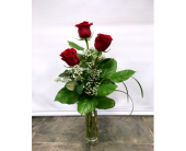 Simplistic RED in Belleville ON, Live, Love and Laugh Flowers, Antiques and Gifts