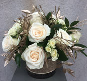 CHAMPAGNE & ROSES by Rubrums in Ossining NY, Rubrums Florist Ltd.