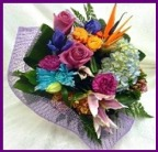 You Colour My World Bouquet in Hamilton ON, Joanna's Florist