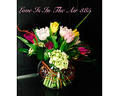 Love is in the Air in Hilton Head Island SC, Flowers by Sue, Inc.