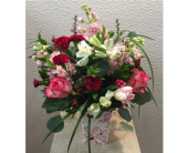 Whimsical Romance in Arcata CA, Country Living Florist & Fine Gifts