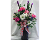 Valentine Mix Vase  in Erie PA, Allburn Florist