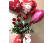 Love Bundle in Big Rapids MI, Patterson's Flowers, Inc.