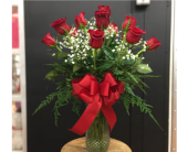 1 Dozen Roses in Othello WA, Desert Rose Designs