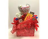 Hearts Snack Box in Metropolis IL, Creations The Florist