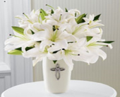 Faithful Blessing Bouquet in New Port Richey, Florida, Holiday Florist