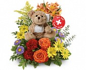 Get Better Bouquet by Teleflora in Bradenton FL, Tropical Interiors Florist