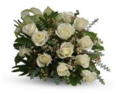 Rose White in Surrey BC, Oceana Florists Ltd.