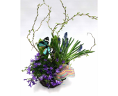 Butterfly Basket in Belleville ON, Live, Love and Laugh Flowers, Antiques and Gifts